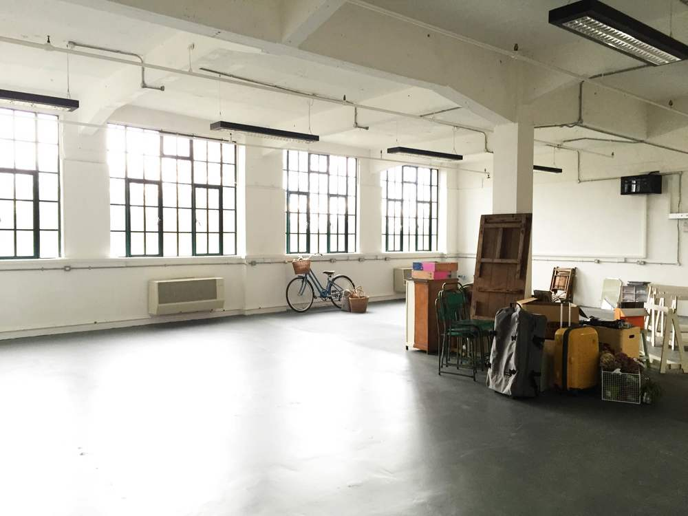 The new Makelight Studio, London