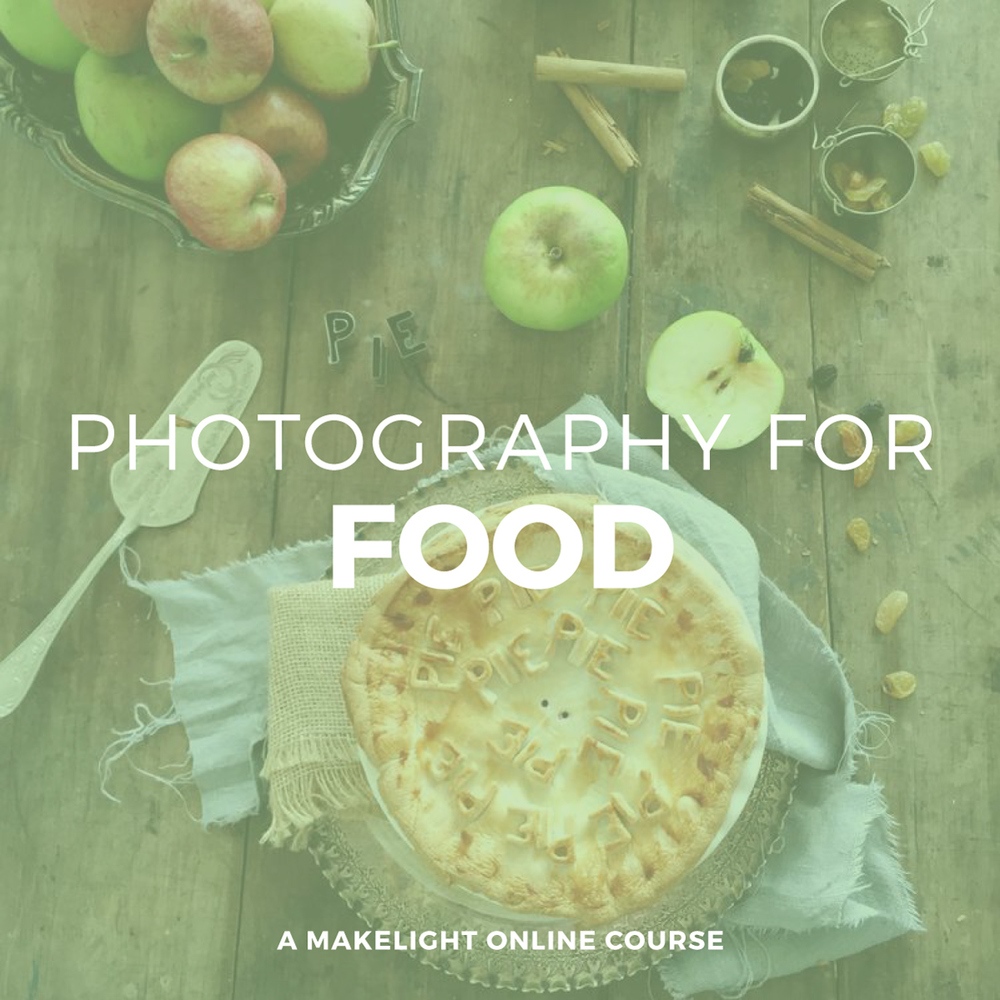 A new course all about improving your food photography and styling. Learn to create beautiful food images for your blog, website and Instagram. Starts 29th June.