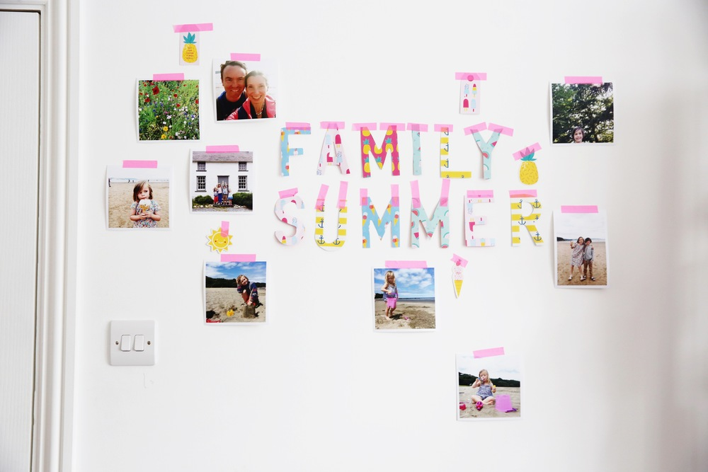 Family Photo Wall : Makelight