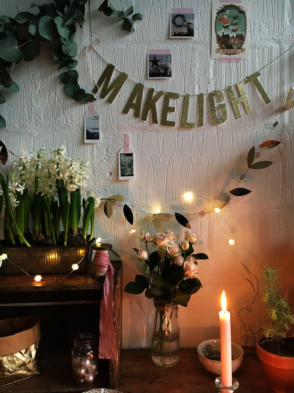 Makelight Live Christmas Workshop