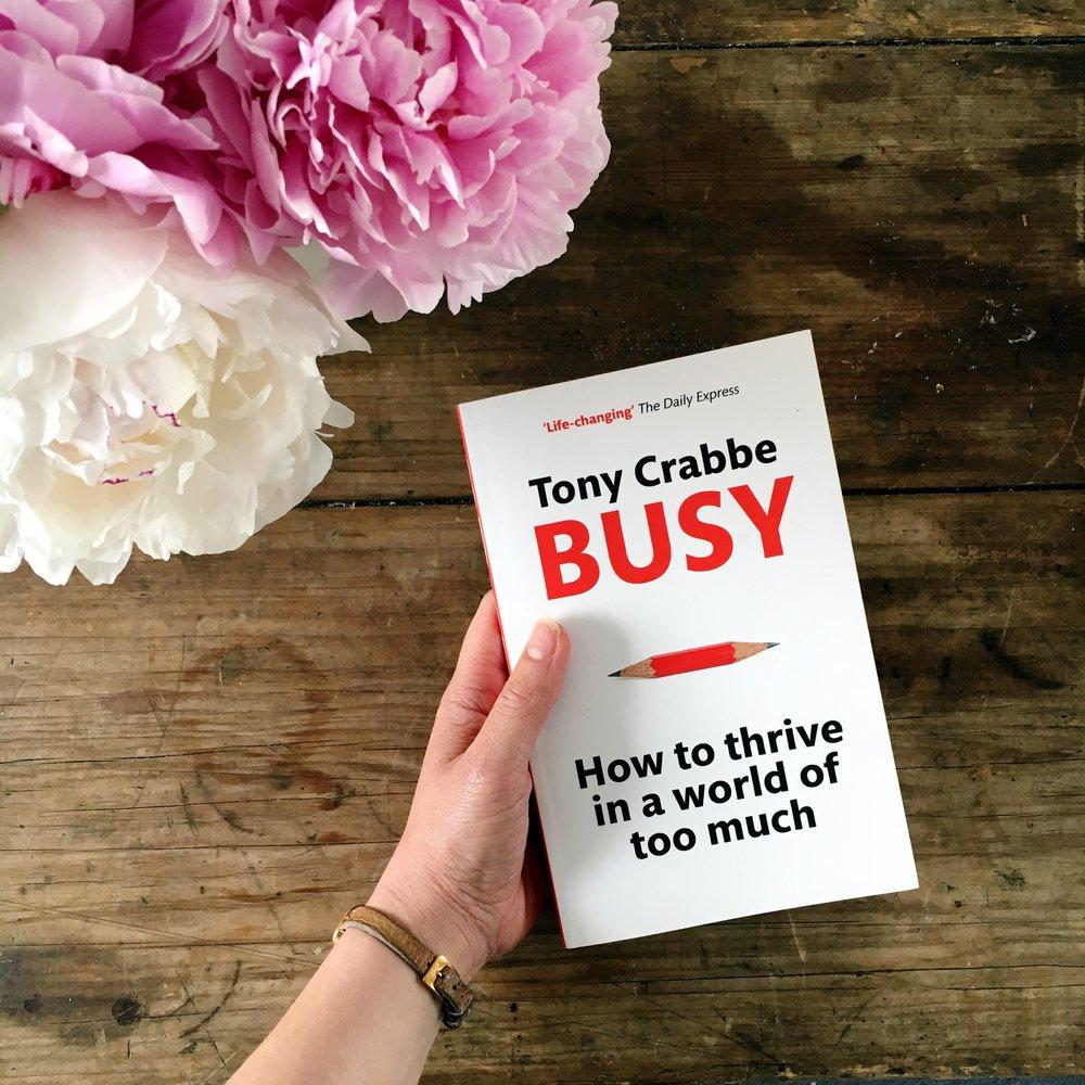 Busy by Tony Crabbe : Makelight