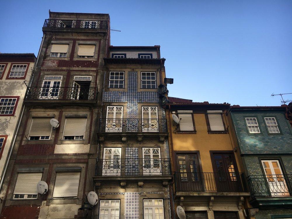 Family City Break To Porto