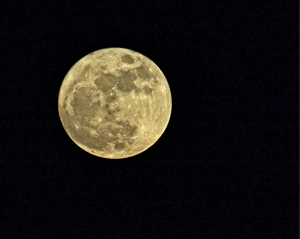 2016 was the year of the Super Moon too, I saw most of them..