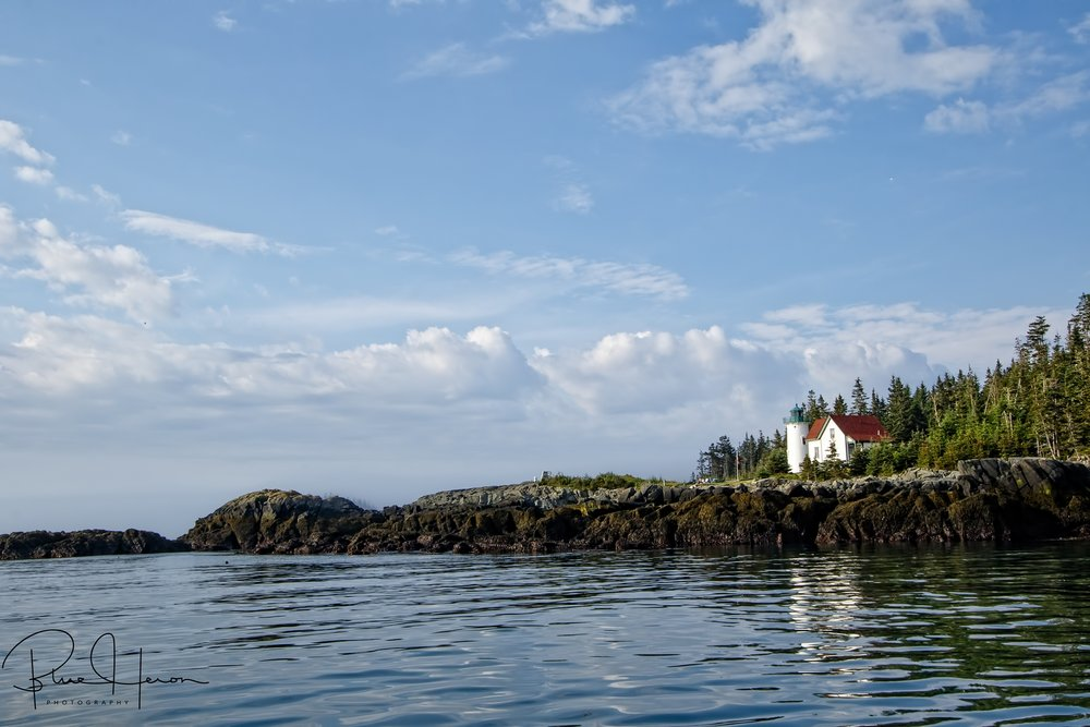 Little River Light House Cutler Maine..you can spend the night here..