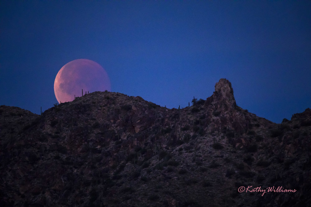 Blood Moon eclipse over Arizona by Katy Williams (with permission)