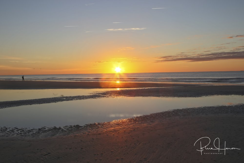 And there was morning…this one was at Hilton Head beach South Carolina..and it was good!