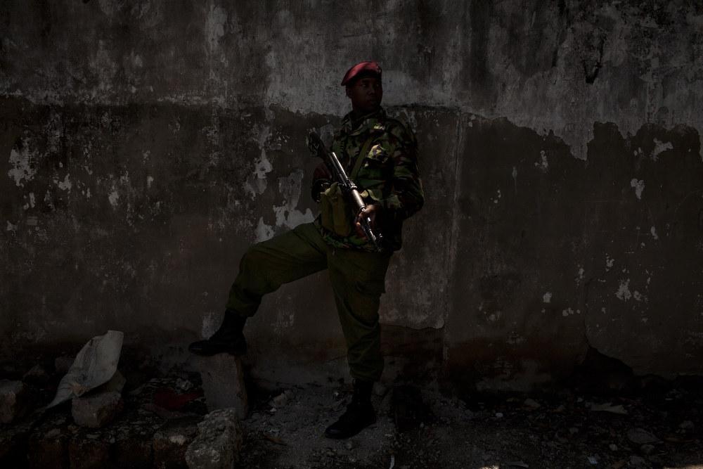 September 2012, Kenya
