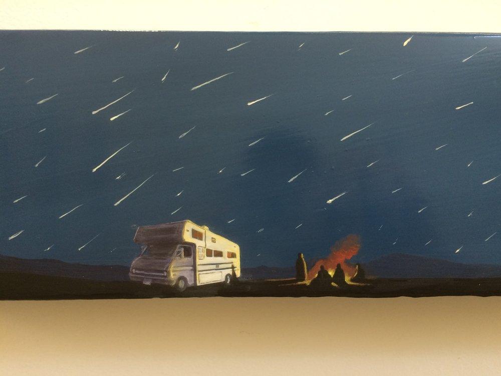 untitled (camper) - detail