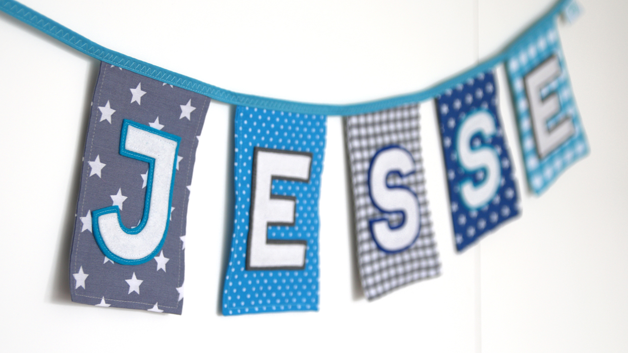 Uitzonderlijk Vlaggenlijn Niek — Tante Eef #HO61