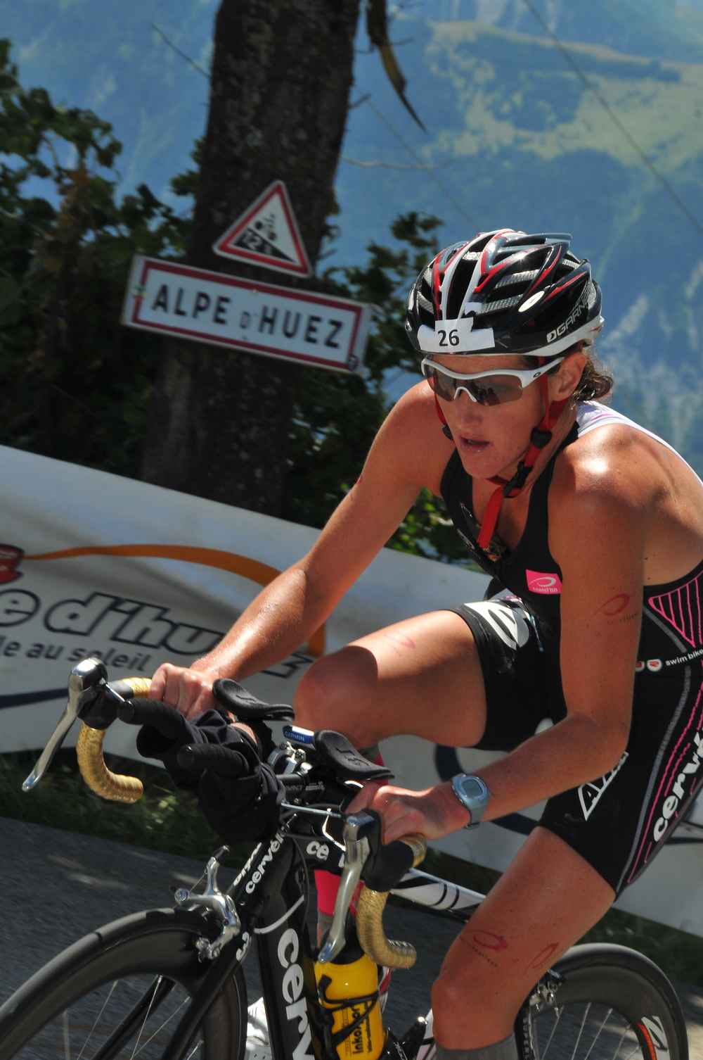 ironman triathlon alpe dhuez tamsin lewis