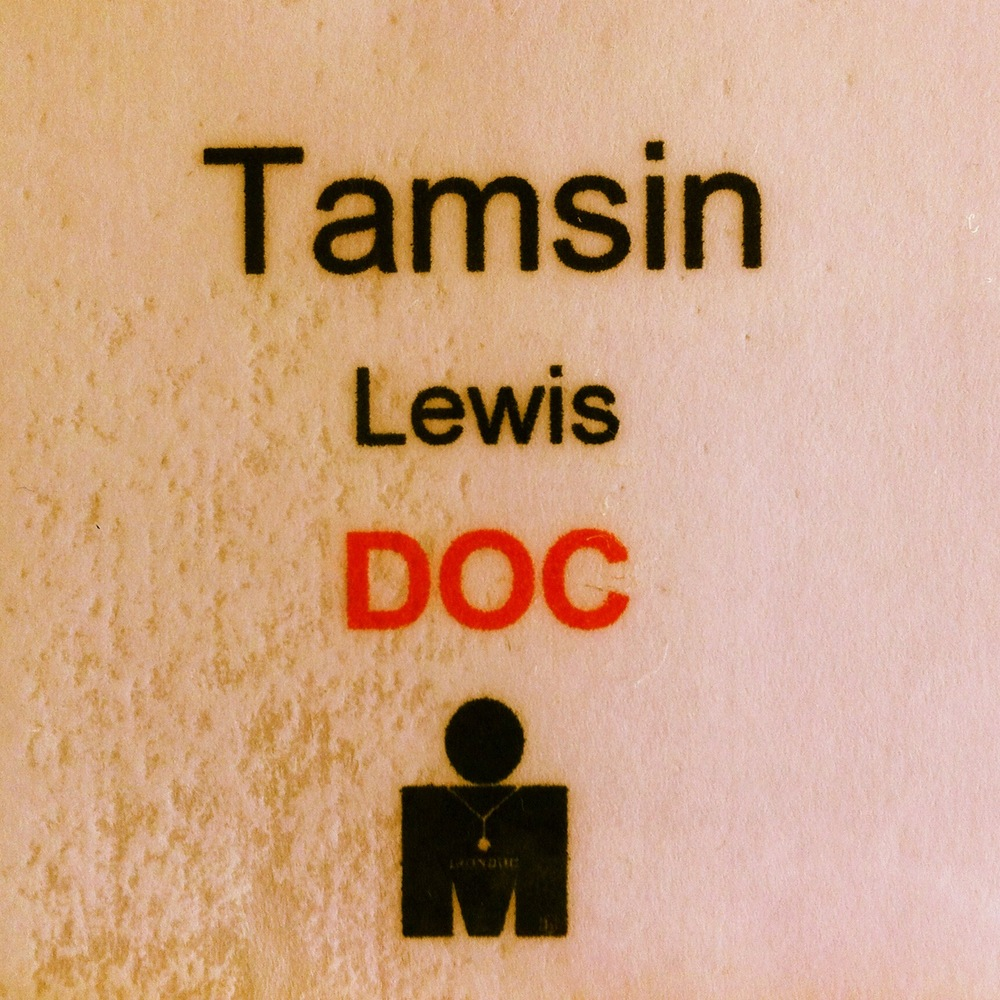 Dr Tamsin Lewis Ironman Doc.