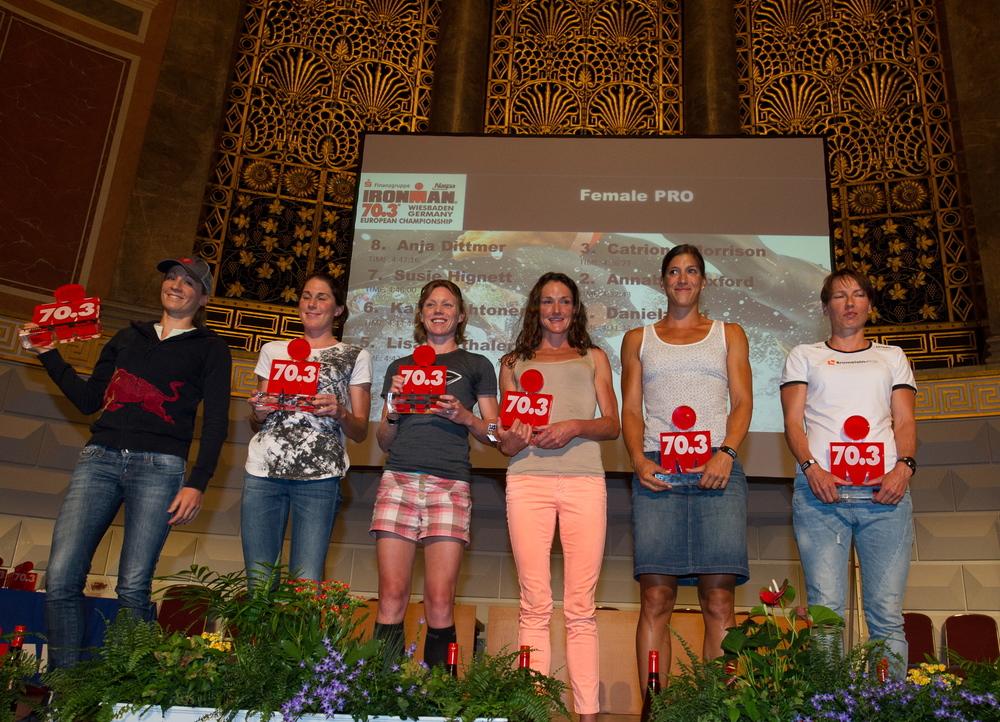 Pro women ironman wiesbaden championships