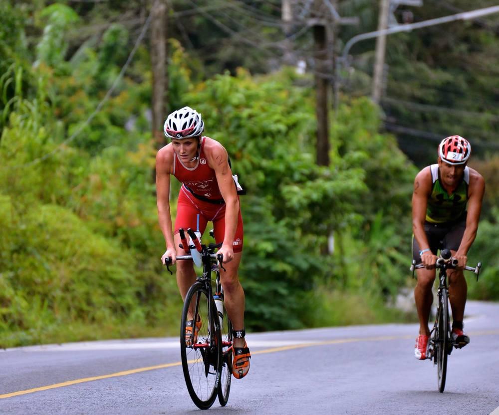 tamsin lewis macca triathlon thailand