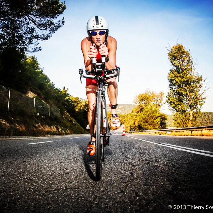 Tamsin Lewis Aix en provence 70.3 Ironman