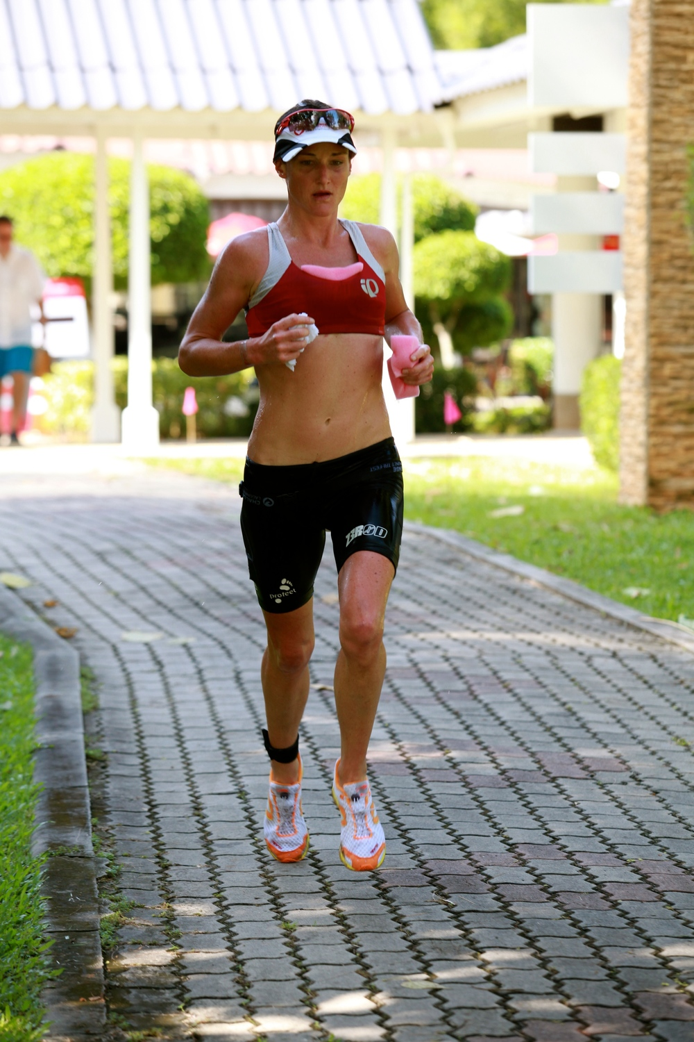 tamsin lewis ironman training advice