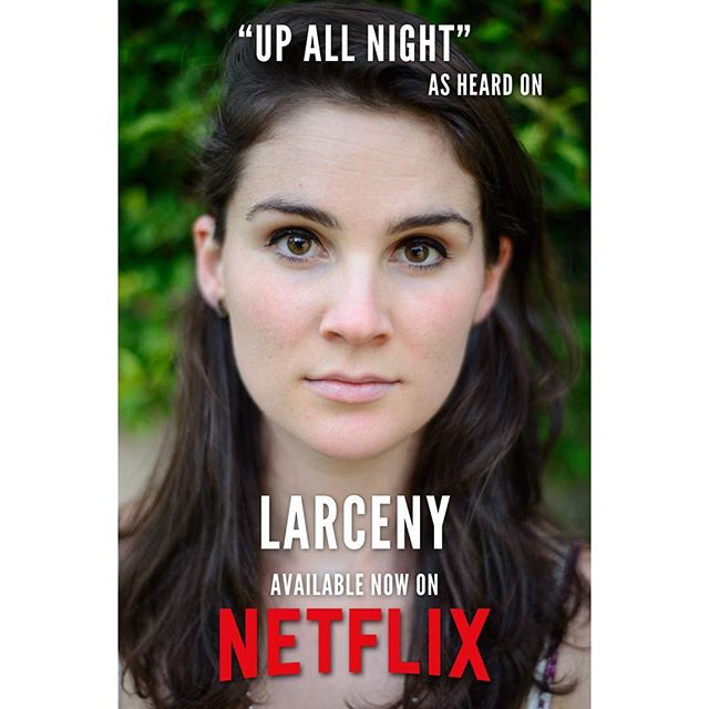 "First times are new and exciting. You never forget them. Been meaning to announce that I got my first song placed in a film recently! 🎬 Thank you #LarcenyMovie for featuring my track ""Up All Night"" in the ending credits of your movie! Check it out on @netflix and give ""Up All Night"" and the rest of my debut EP a relisten on @spotify! 🎧 📸: @__kylienic  #Netflix #MusicinFilm #SingerSongwriter"