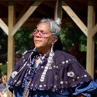 Waganakising (Little Traverse Bay Band)   Odawa Elder Renee Wasson Dillard