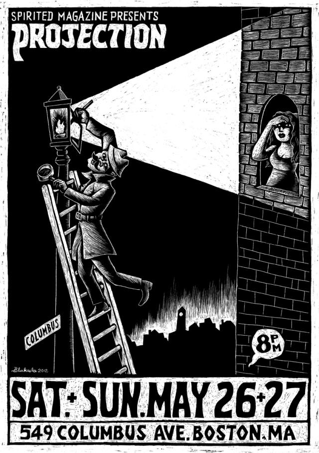 Poster Art by Dan Blakeslee