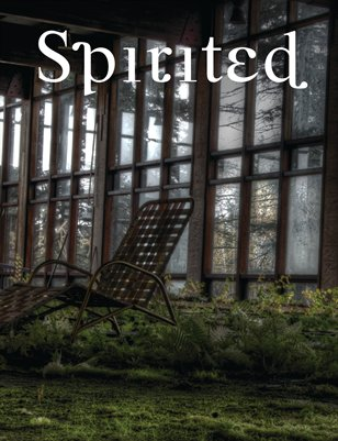 Spirited #7 Dystopia in print
