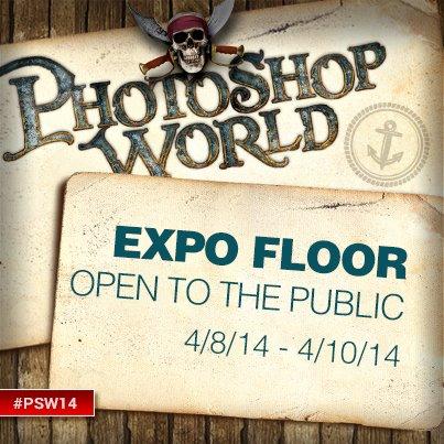 PSW14 Expo Hours
