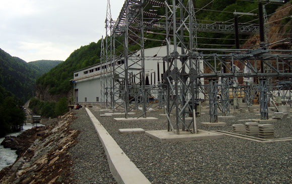 Arpa Power Station