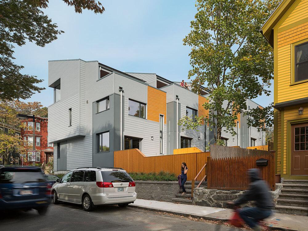 Roxbury E+ Homes