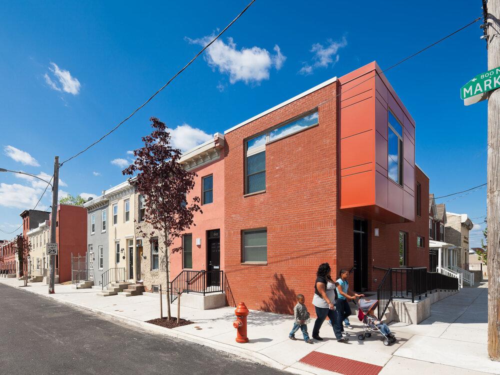 Markoe Street Housing