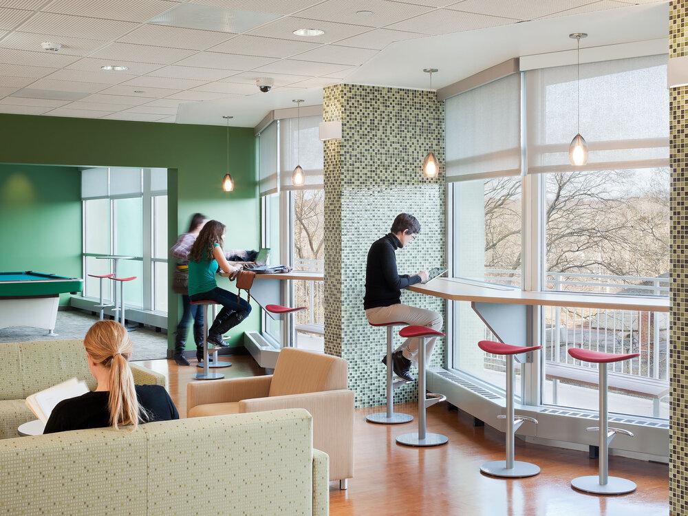 Hardenbergh Hall - Rutgers University