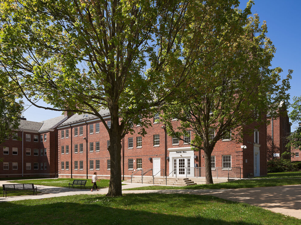 Thayer Hall - Widener University