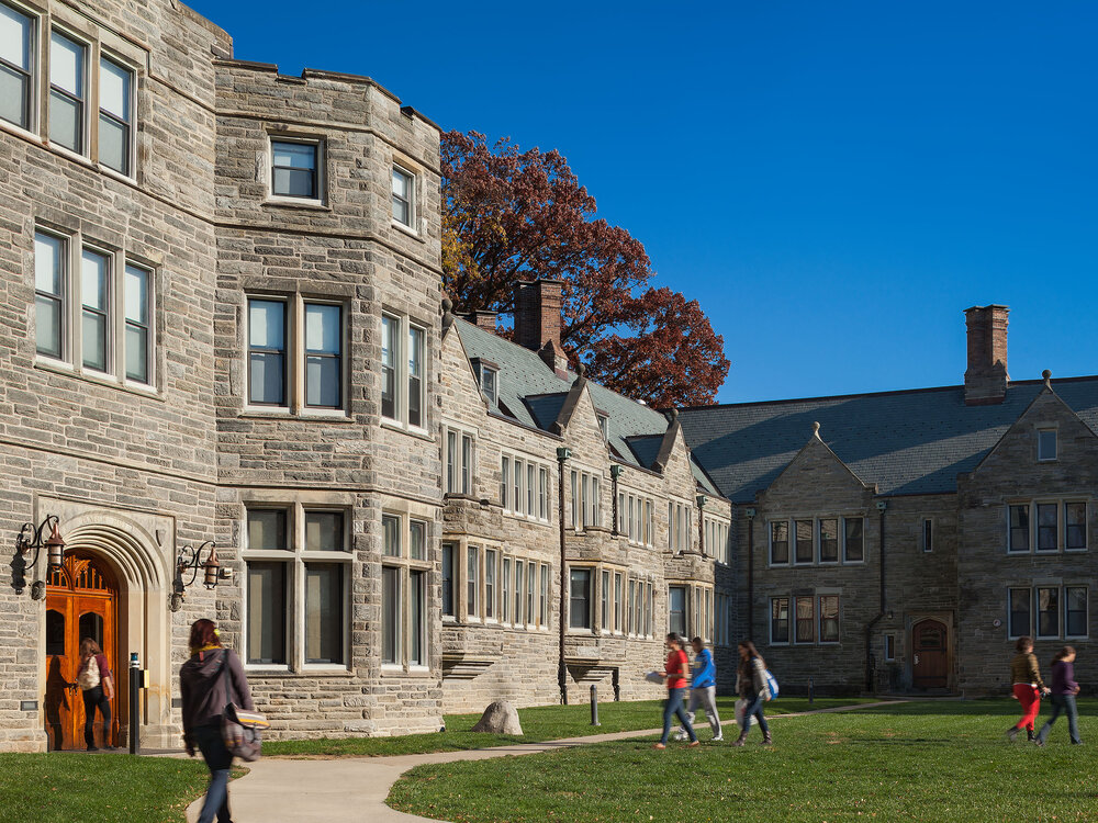 Denbigh Hall - Bryn Mawr College