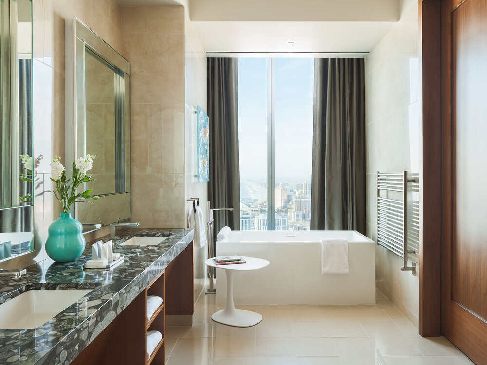 Revel Presidential Suites