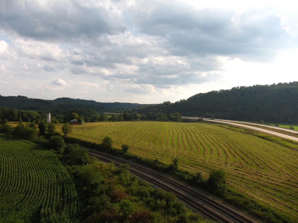 Meyersdale, Pennsylvania  August 2011