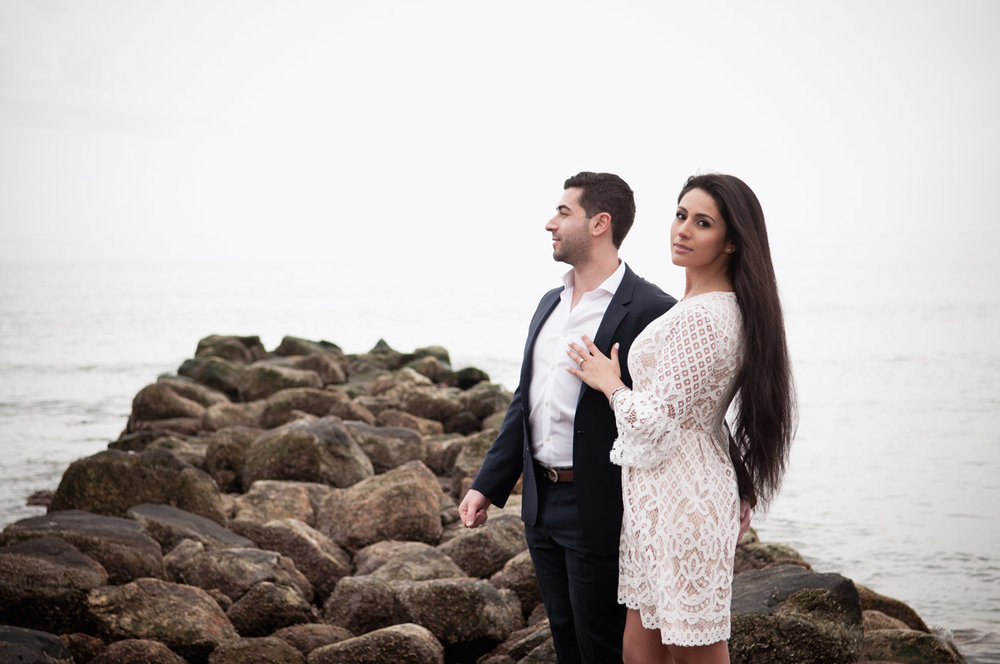 Beach Engagement Portrait Photographer Angela Chicoski Photography_0004.jpg