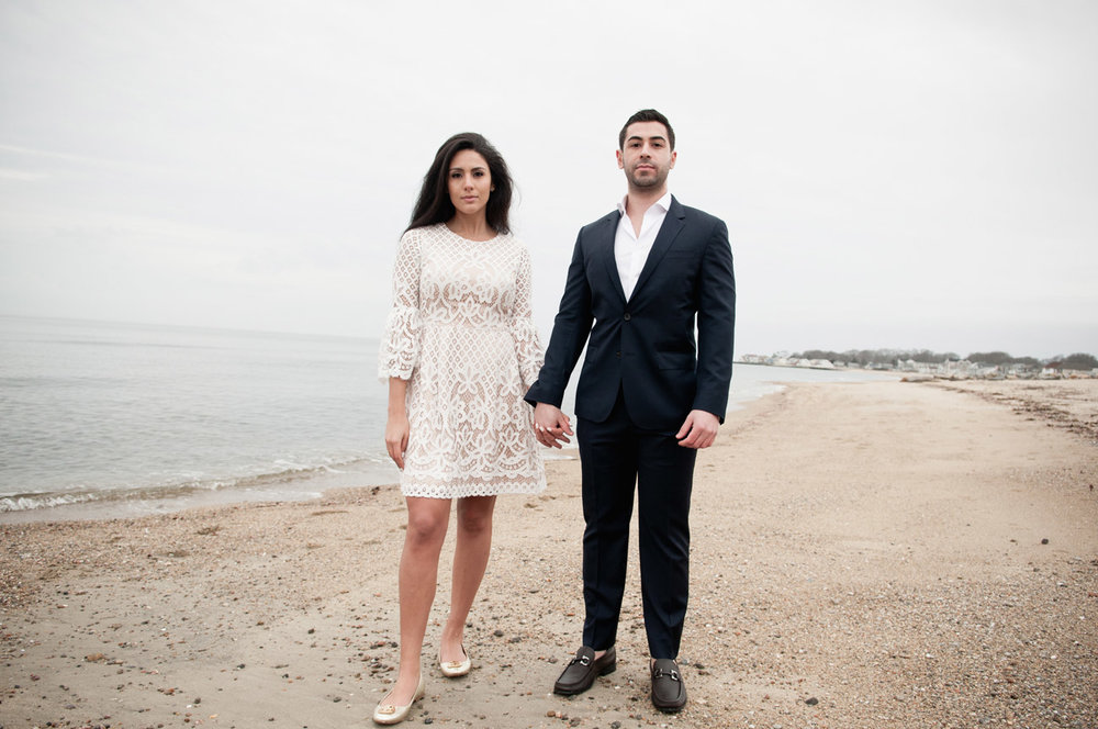 Beach Engagement Portrait Photographer Angela Chicoski Photography_0009.jpg