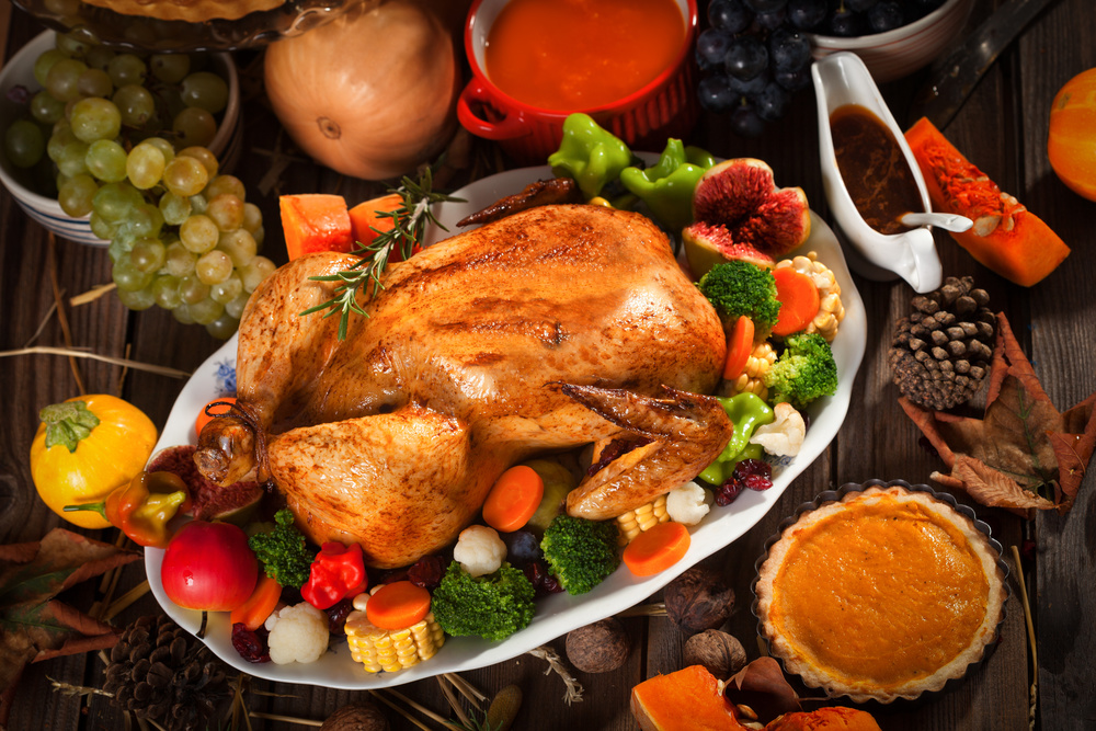 Pregnant At Thanksgiving Avoid These Foods