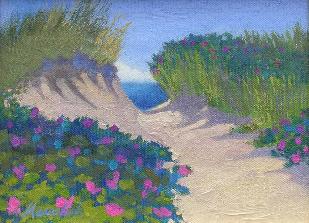 Dunes & Roses 1