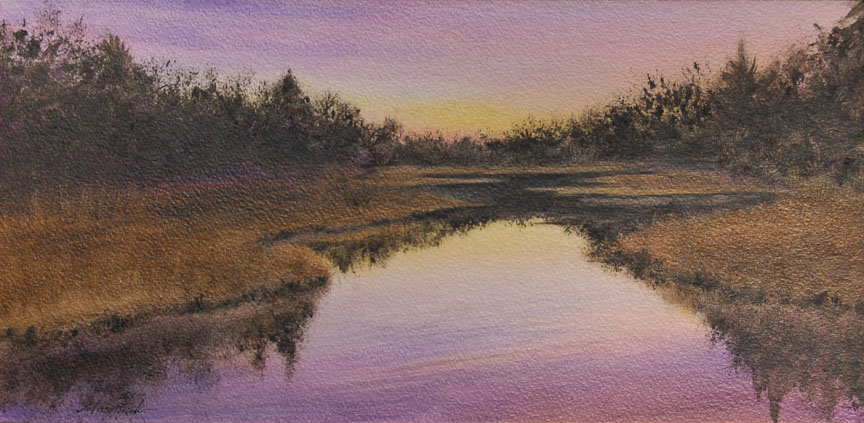 Golden River   8 x 16