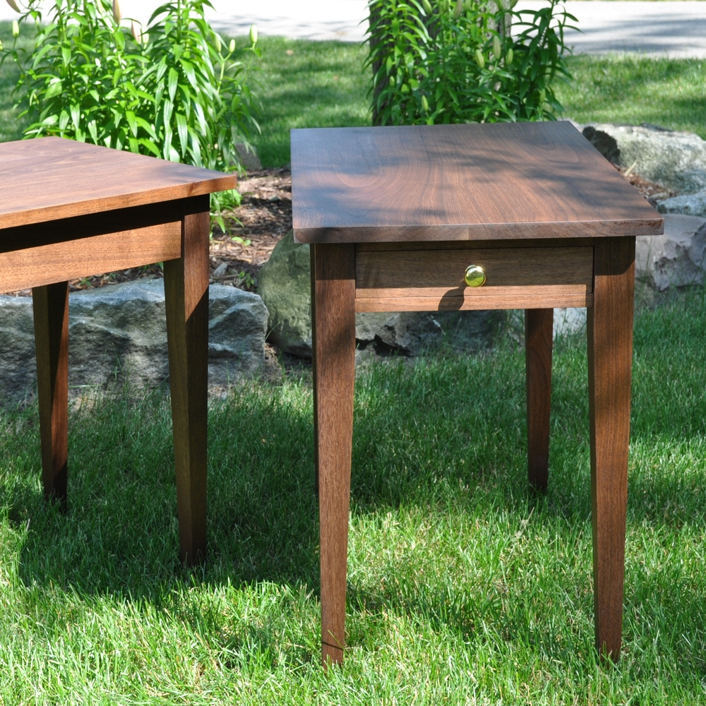 Copy of Walnut Night Stands