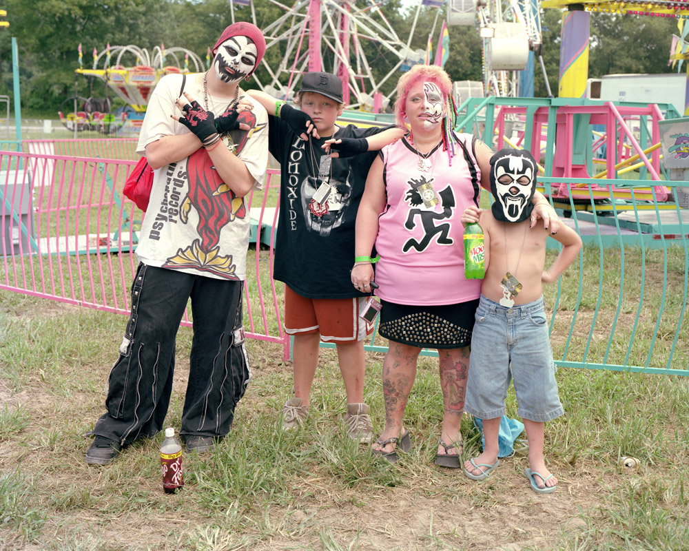 The Gathering Of The Juggalos — DANIEL CRONIN