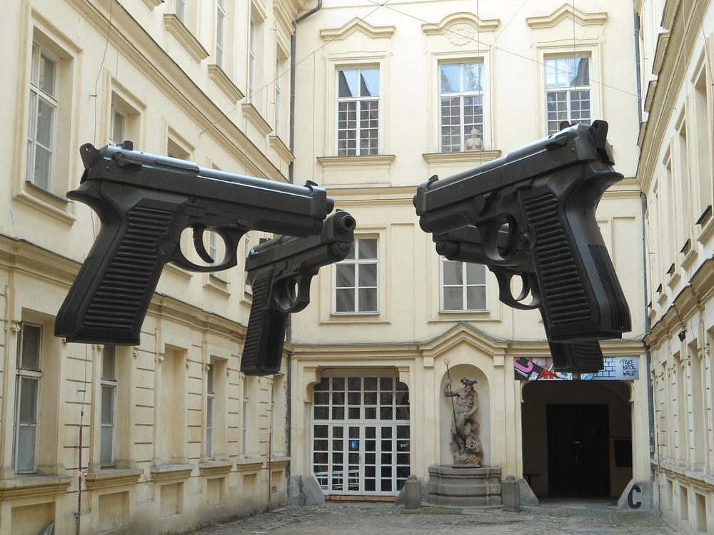 Public Art, Prague.