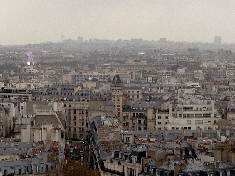 Paris (sigh, swoon, heart pitter patters)