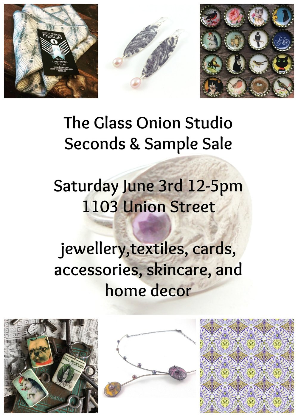 glass onion studio sample sale