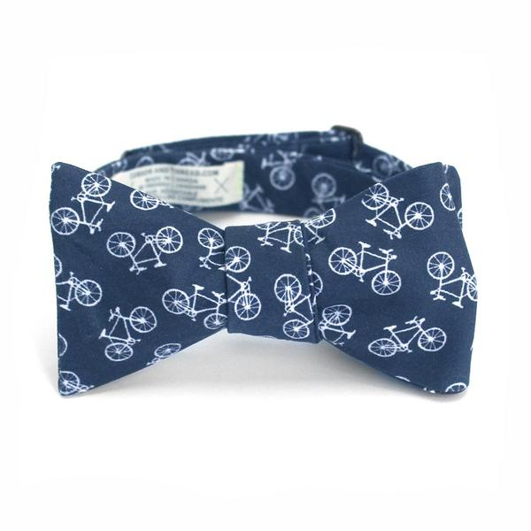 Bike Bow Tie from Cursor & Thread