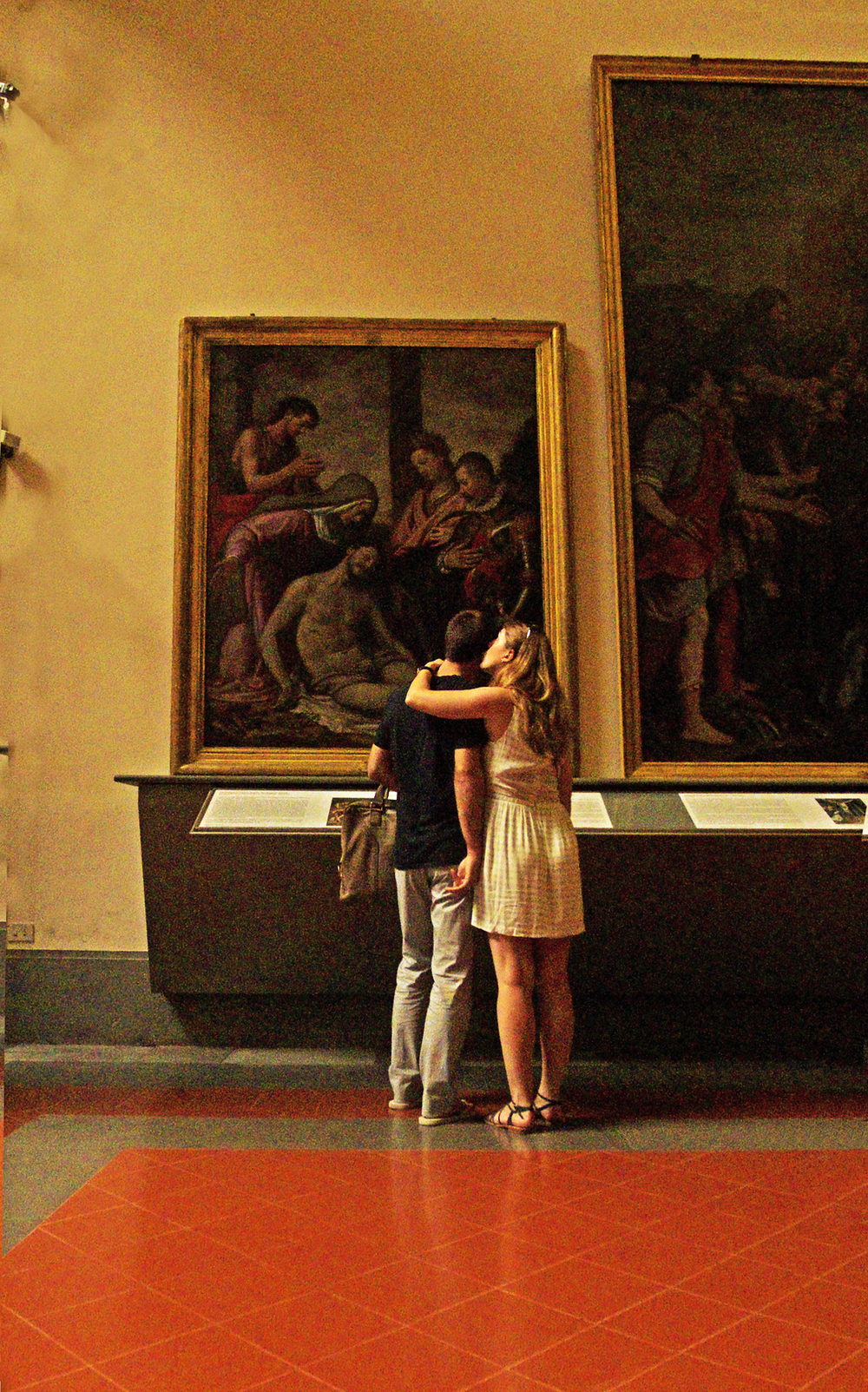 FLORENCE Lovers the kiss  best.jpg