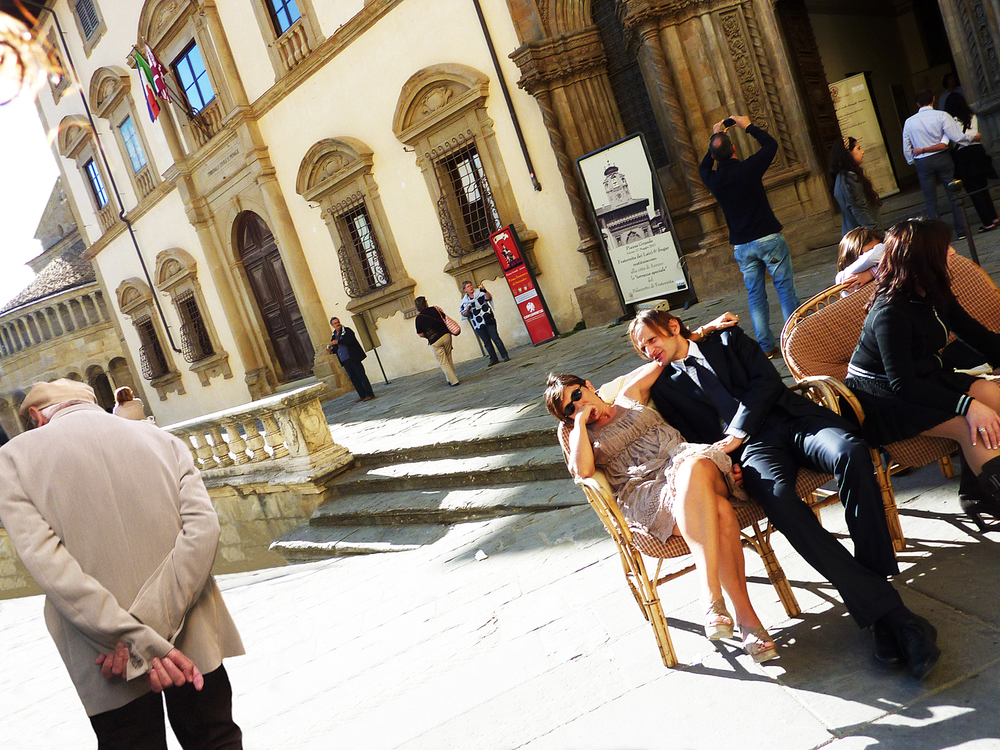 A Sunny Afternoon In Florence  f.jpg