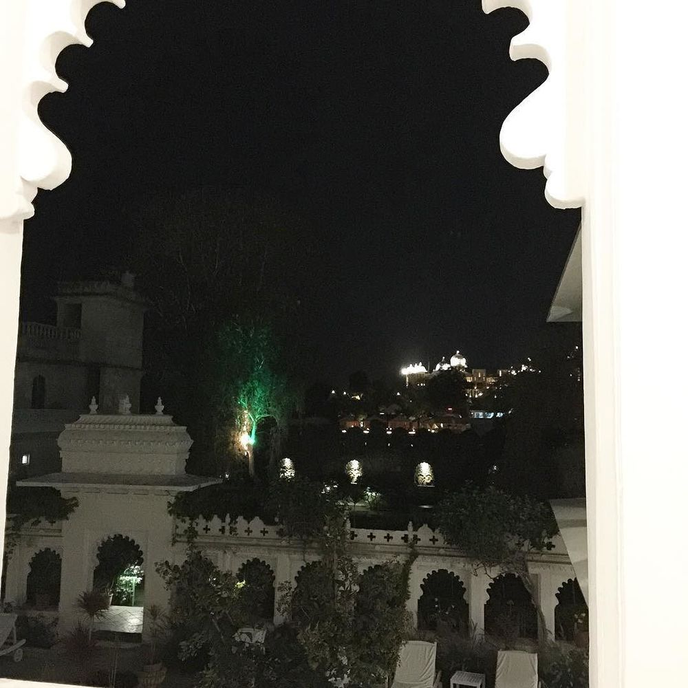 late night in udaipur
