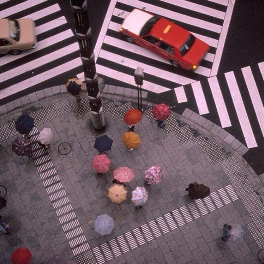 Tokyo by Harry Gruyaert