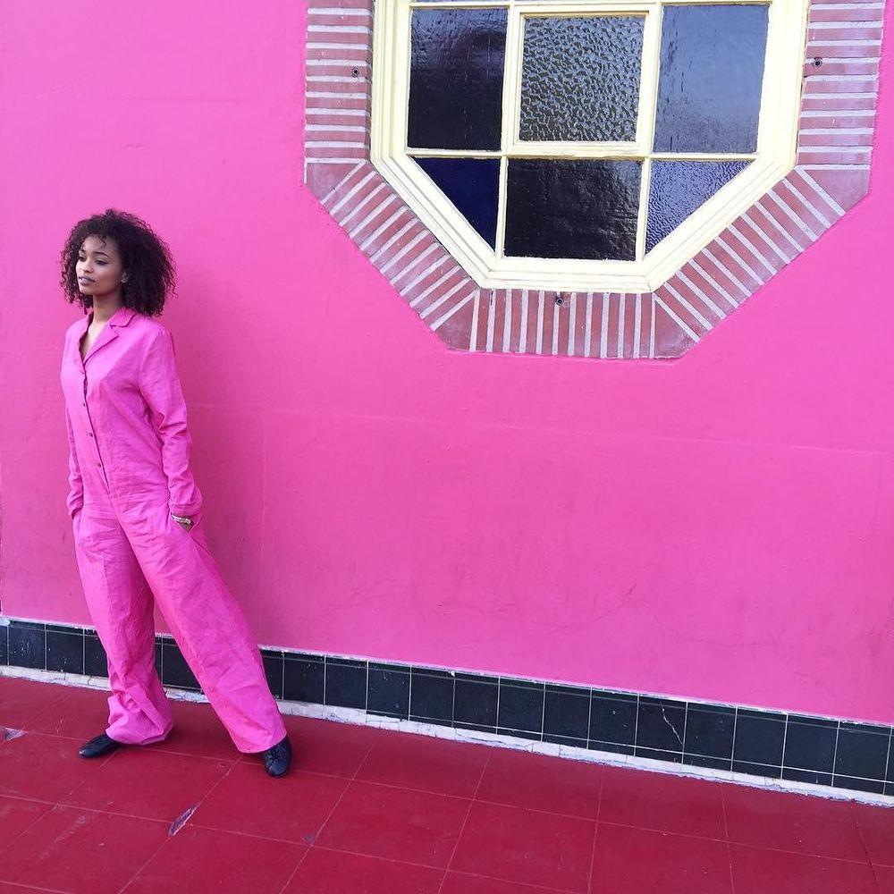 Chinatown pink