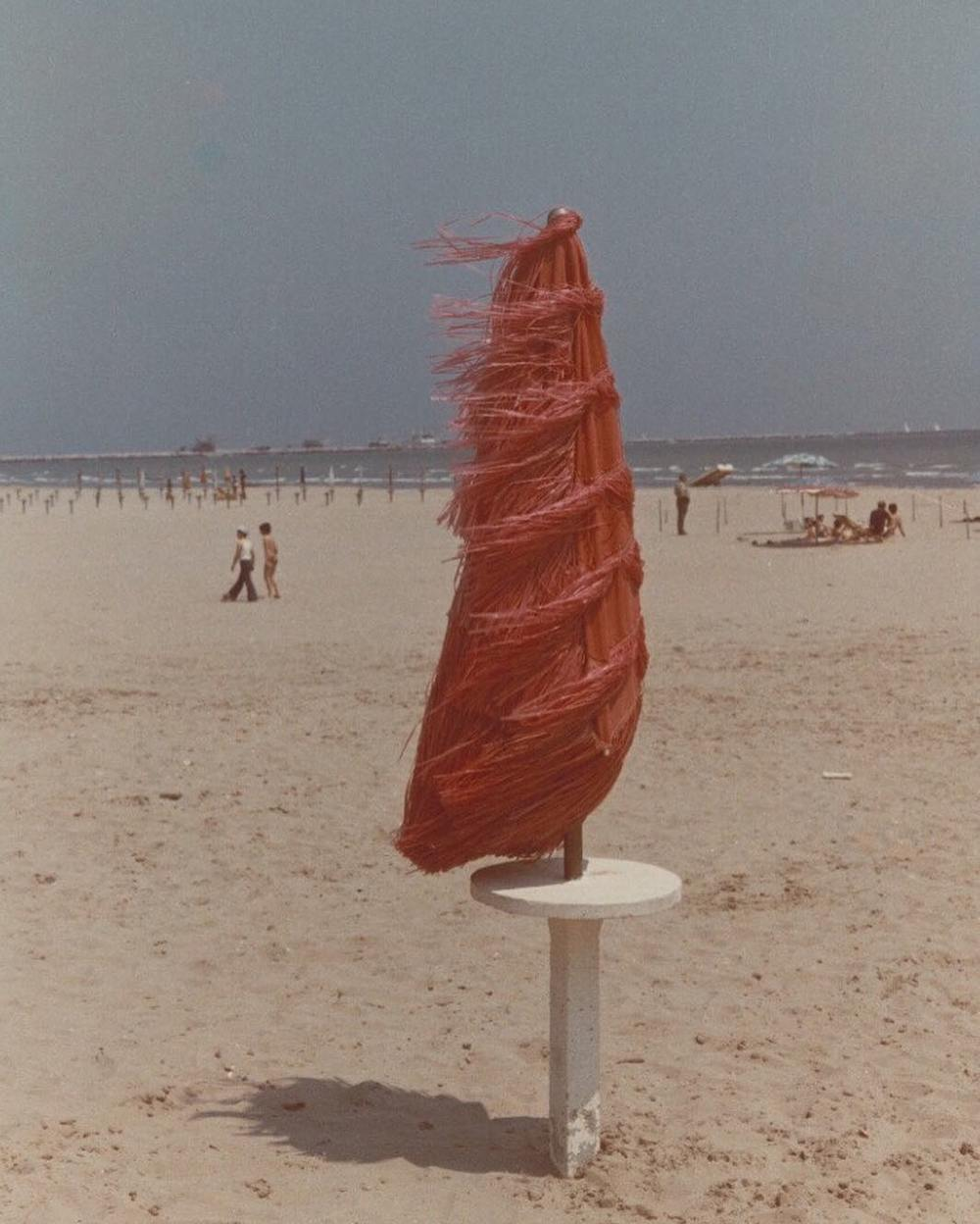 Marina di Ravenna by Luigi Ghirri, '72