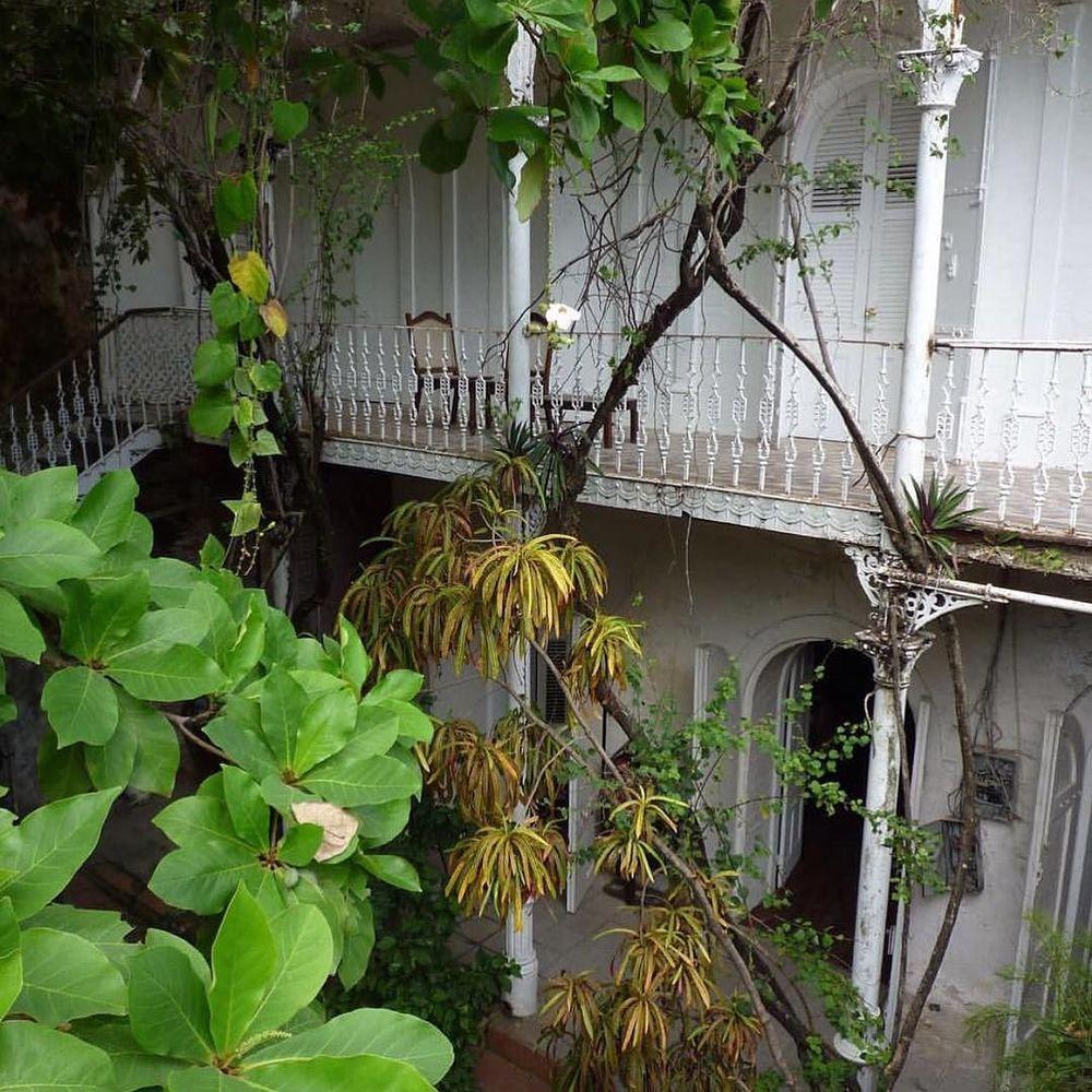 mornings in old Jacmel, Haiti 🌴